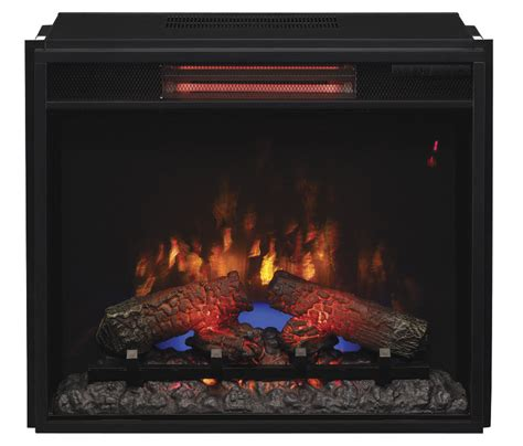 new infrared electric fireplace inserts from classic