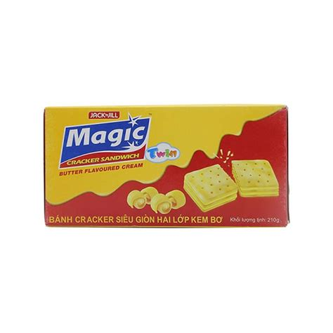Biscuit Magic Cracker Sandwich magic cracker offered wholesale price delivery