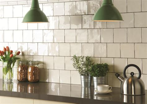 Handmade Tiles Kitchen - porcelain field tile the winchester tile company