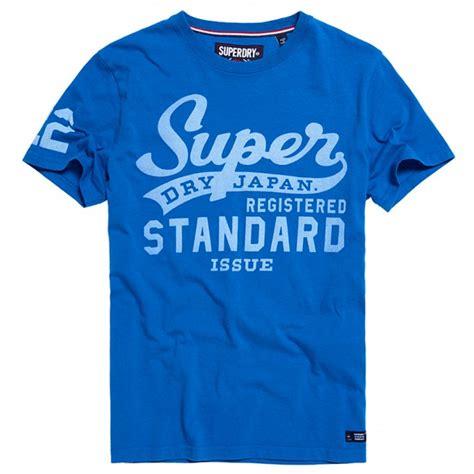Superdry Casual Tshirt t shirt superdry standard issue abbigliamento casual uomo