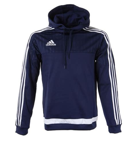 Sleeve Hoodie Adidas D 01 Grosir adidas hoodie tiro 15 top jacket hooded sleeve navy shirts fitness s22427 ebay