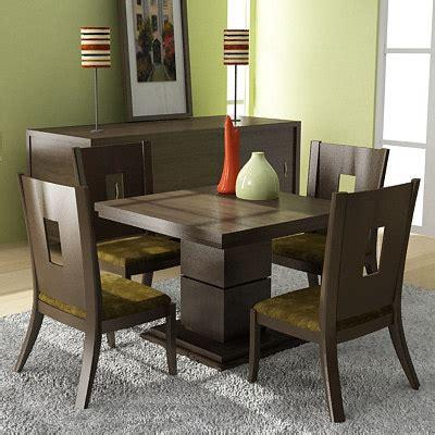 klaussner dining room furniture klaussner dining room set 3d model