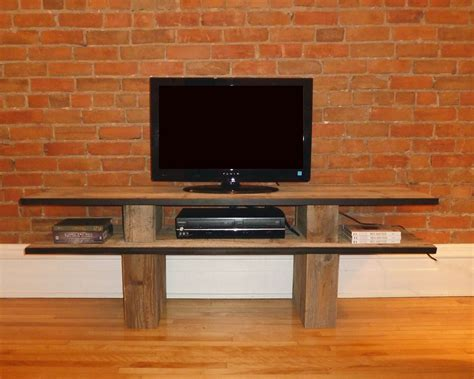 table tele en bois portfolio grisdebois