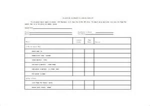 Free Project Plan Template Word by Sle Project Plan Template 3 Free Excel Pdf Documents