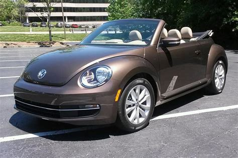 volkswagen cars 2015 2015 volkswagen beetle car review autotrader