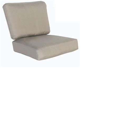 Replacement Chair Seats Hton Bay Posada Lounge Chair Replacement 2 Seat