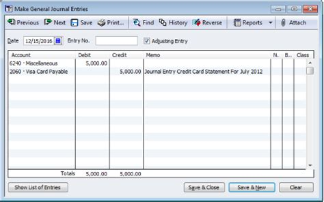 Quickbooks Credit Application Template Quickbooks Journal Entry Issues Curious