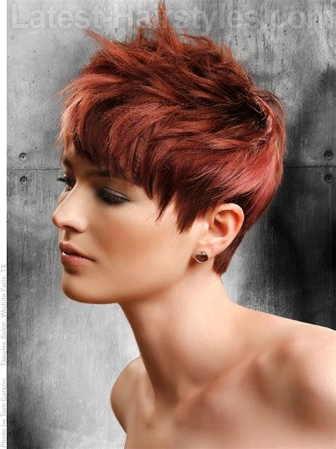 hairstyles for ladies turning 50 104 best hair styles images on pinterest hair cut short