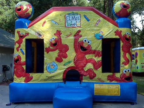 inflatable bounce house rentals pictures for bounce with us llc in dunnellon fl 34432