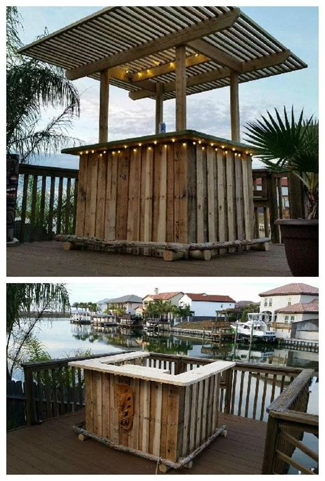 tiki bar plans pdf woodworking projects plans