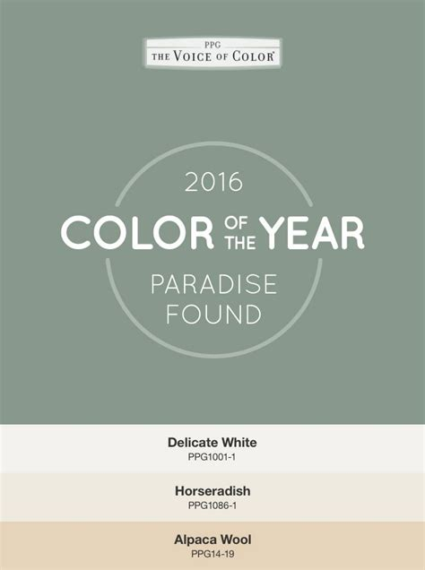 2016 paint color of the year 17 images about 2016 paint color of the year paradise