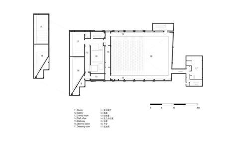 theatre floor plans new shanghai theatre area