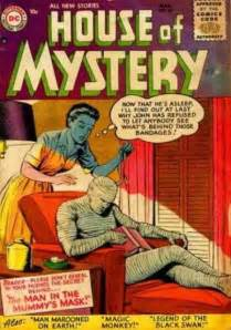 house of mystery house of mystery 46 black magic for sale issue