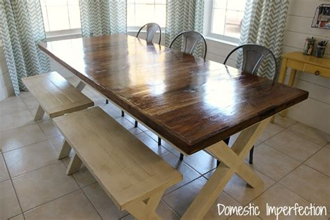 farmhouse table with bench and chairs why you should always listen to pottery barn a bench