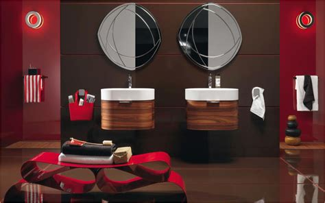 black and red bathroom ideas red and black bathroom decorating ideas room decorating