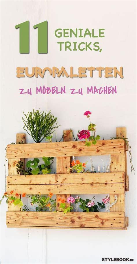 Geniale Tricks Garten by Die Besten 25 Paletten Blumenkasten Ideen Nur Auf