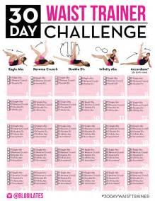 30 Day Ab Challenge Calendar 30 Day Flat Abs Challenge