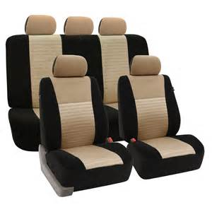 Seat Cover Suv 3 Row 3d Air Mesh Suv Seat Covers Air Bag Split Bench