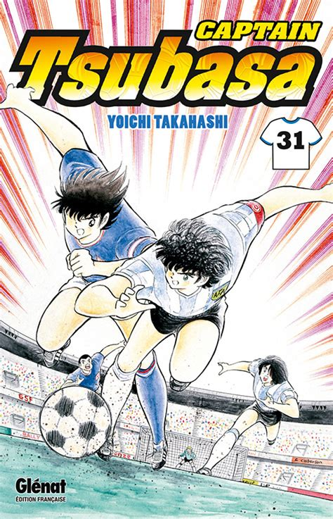 Komik Captain Tsubasa Yunior Volume 5 vol 31 captain tsubasa olive et tom japon vs