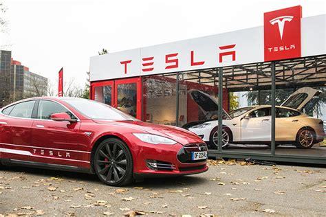 Tesla Trade In Gulf Industry Tesla Targets 500 000 Cars In 2018