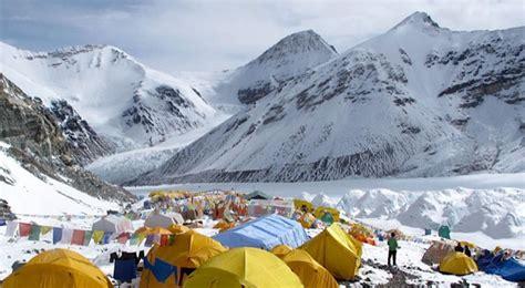 Lu Everest get memorable experience by choosing tibet everest base