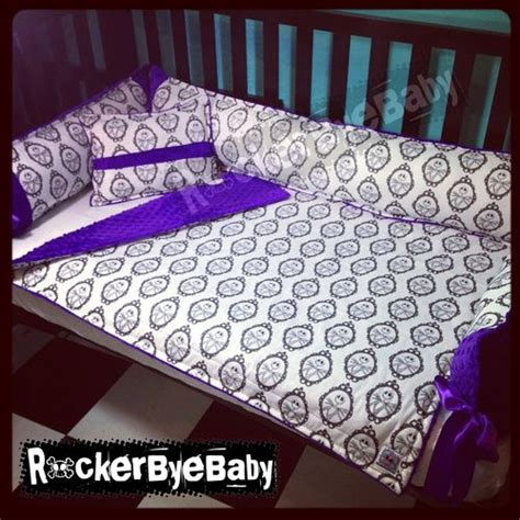 Nightmare Jack Skellington Crib Bedding And Nursery Decor Nightmare Before Baby Crib Bedding