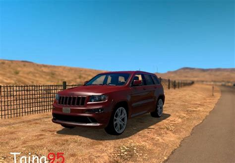 Jeep Grand Modifications Jeep Grand Srt8 1 0 For Ats Truck Simulator