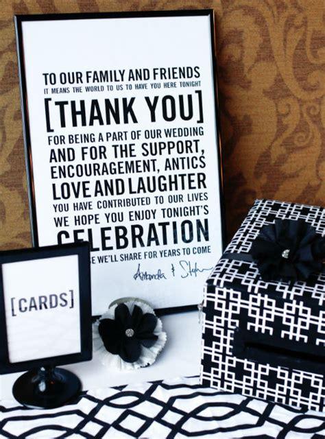 wedding thank you cards toronto a creative and sophisticated wedding in toronto ontario
