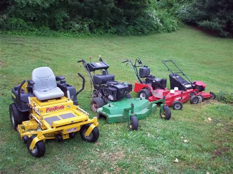 crider property maintenance equipment lawnsite