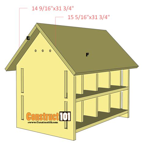 bird house plans martin bird house plans escortsea