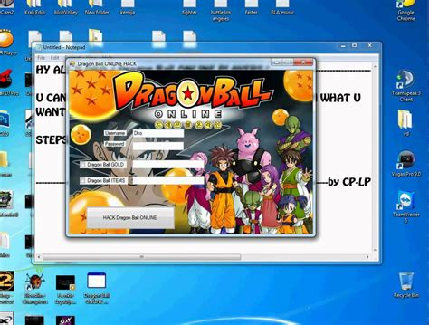 game java dragon ball online mod dragon ball online hack gold items youtube