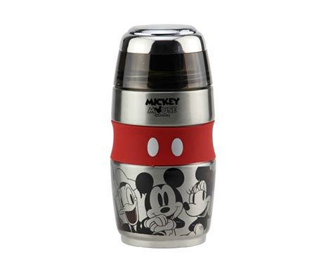 Termos 300ml Termos Stainless Motif Eiffel mickey mouse stainless steel insulated thermal