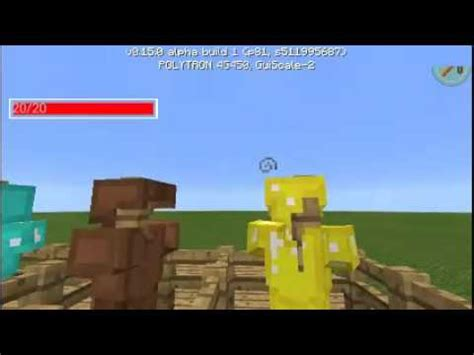 cara membuat rumah di minecraft creative no mods cara membuat armor stand di minecraft pe youtube
