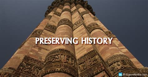 how to preserve your historic restoration of monuments in india my india