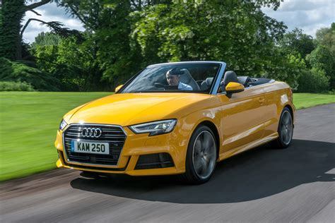 audi  cabriolet  review auto express