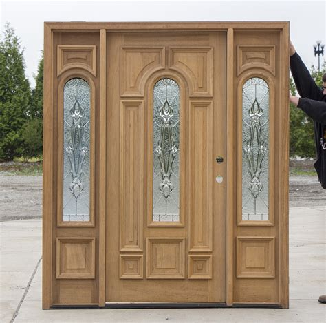 Solid Wood Exterior Doors For Sale Front Doors Beautiful Exterior Wood Doors For Sale
