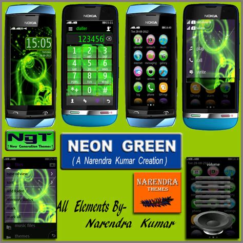 nokia 311 all themes narendra s themes august 2012