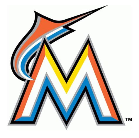 miami marlins colors new logos for the marlins orioles and jays did they get