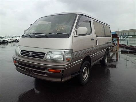Mombasa Port Cars For Sale by 1996 Toyota Hiace Wagon Kzh106w Stock In Mombasa Port