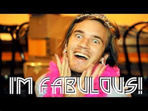 Fab Meme - fabulous pewdiepie song by roomie pewdiepie youtube