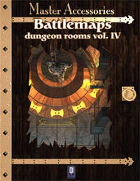 delicious in dungeon vol 1 battlemaps dungeon rooms vol iv 0one master