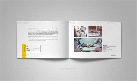 a5 portfolio template by alhaytar graphicriver