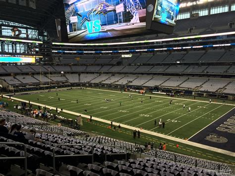 dallas cowboys stadium sections at t stadium section 228 dallas cowboys rateyourseats com