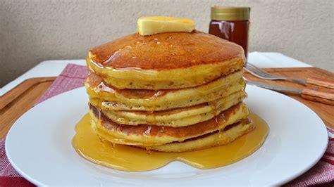 cara membuat pancake oven cara membuat pancake lezat satu resep