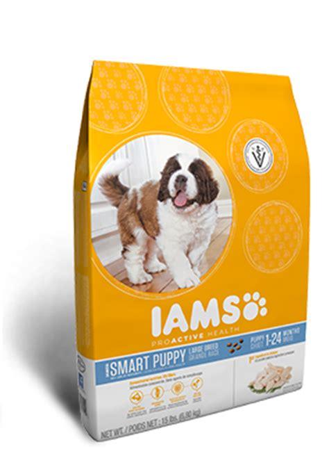 iams smart puppy large breed iams proactive health smart puppy large breed feed supply