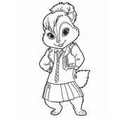 80 Dessins De Coloriage Chipmunks &224 Imprimer Sur LaGuerchecom  Page