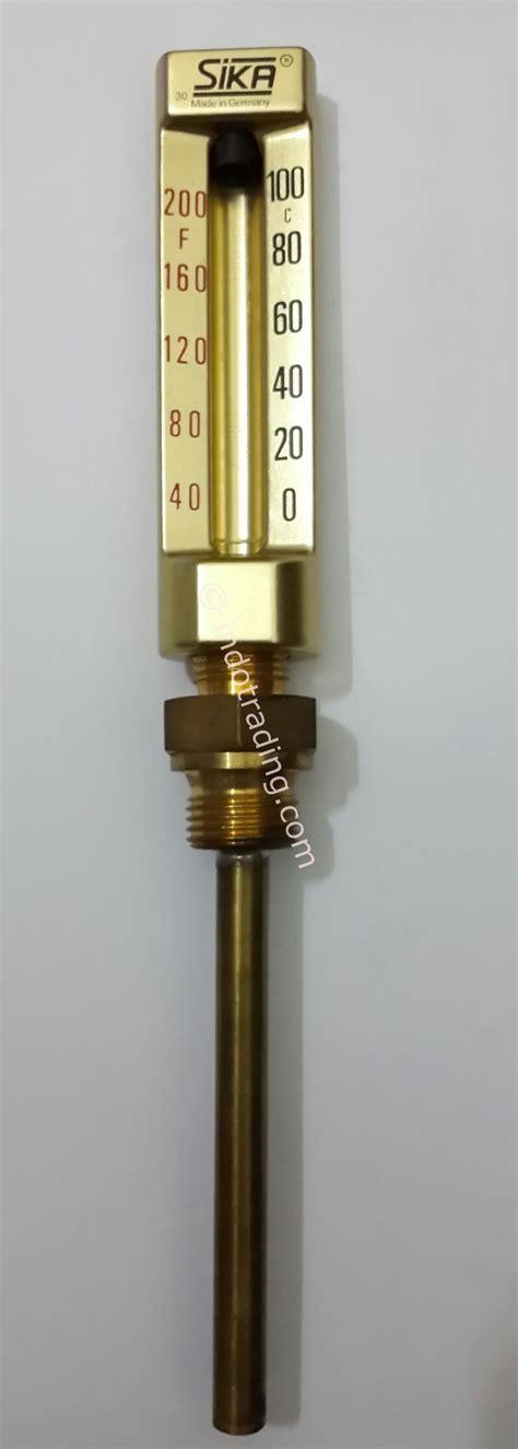 Jual Termometer Ruangan Di Jakarta jual thermometer sika termometer suhu udara harga murah