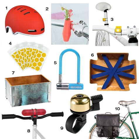 design accessories 10 modern accessories to trick out your bicycle design milk