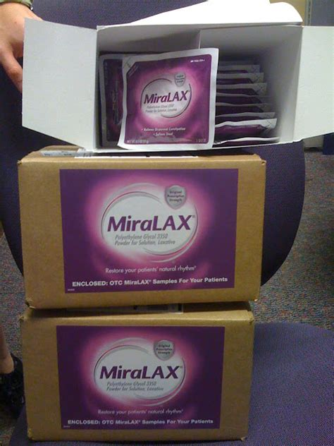 Miralax Detox by Miralax Sles For Physicians I M Not Of It