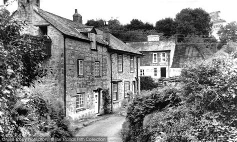 Mill Post Office by Rilla Mill Post Office C 1955 Francis Frith